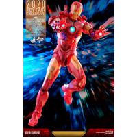 Marvel: Iron Man 2 - Exclusive Iron Man Mark IV Holographic Version 1:6 Scale Figure