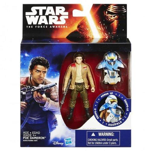 HASBRO Star Wars: The Force Awakens Poe Dameron