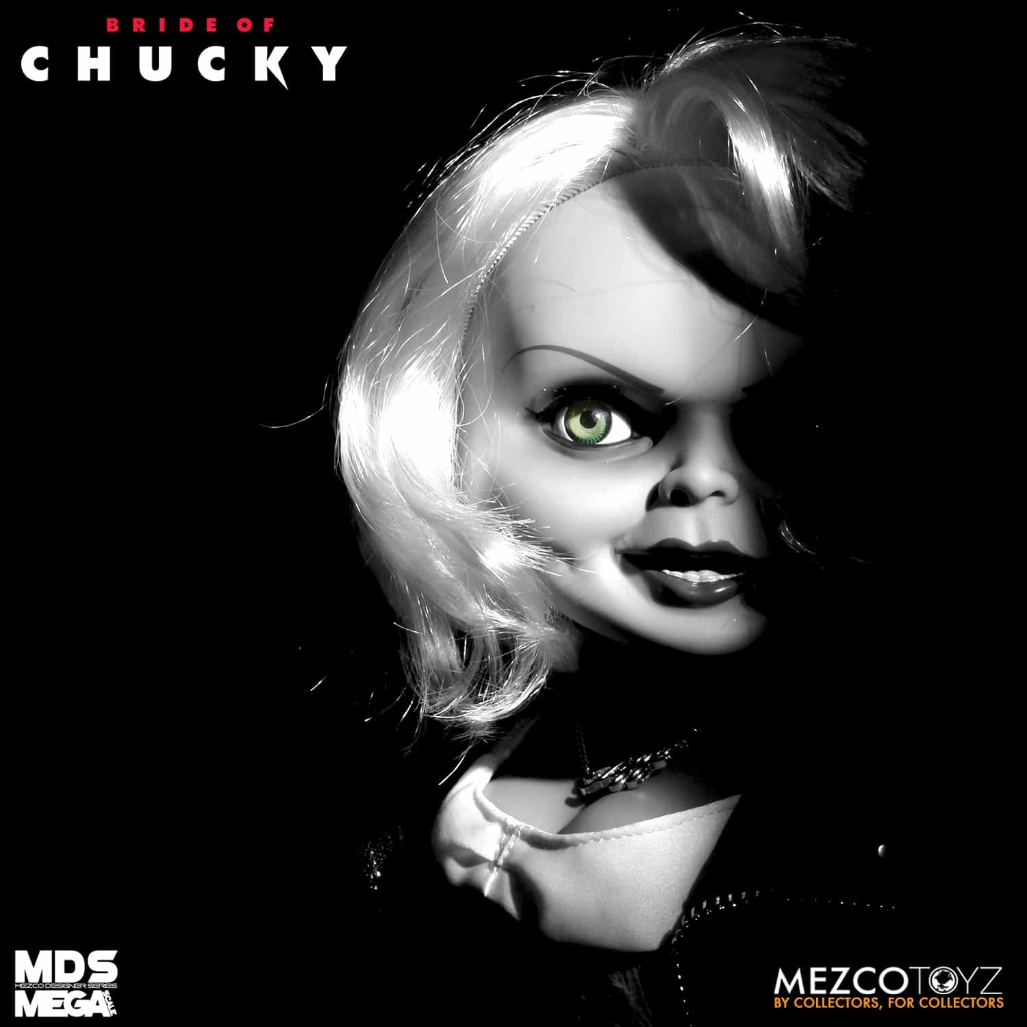 Bride of Chucky: Mega Scale Talking Tiffany 15 inch Action Figure