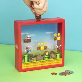 Paladone Super Mario: Level Money Box