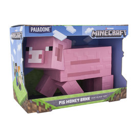 Paladone Minecraft: Pig Money Bank