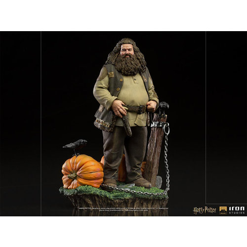 Iron Studios Harry Potter: Deluxe Hagrid 1:10 Scale Statue