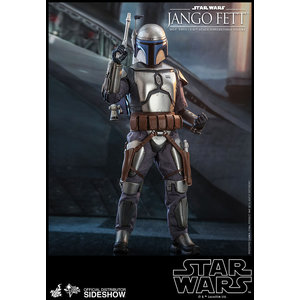 Hot toys Star Wars: Attack of the Clones - Jango Fett 1:6 Scale Figure