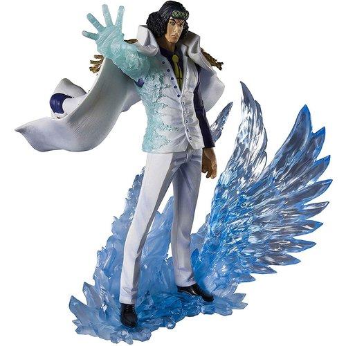 Bandai Tamashii Nations One Piece - Statue PVC Figuarts Zero3 - Admirals Kuzan-Aokiji