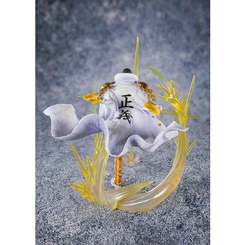 Bandai Tamashii Nations One Piece - Statue PVC Figuarts Zero3 - Admirals Borsalin-Kizaru