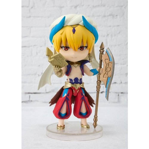 Bandai Tamashii Nations Fate/Grand Order - Absolute Demonic Front: Babyloni Figuarts mini Action Figure Gilgamesh