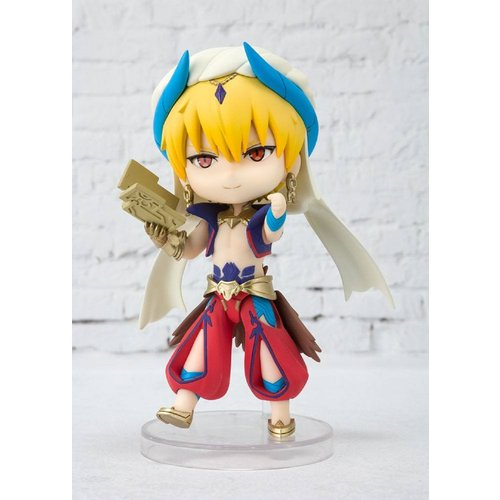Bandai Tamashii Nations Fate/Grand Order - Absolute Demonic Front: Babyloni Figuarts mini Action Figure Gilgamesh