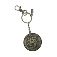 Game Of Thrones: Keychain: Targaryen Shield