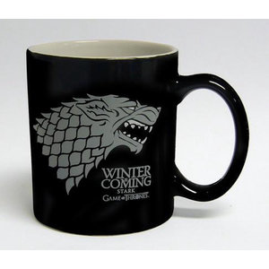 SD Toys Game Of Thrones Stark Winter Is Coming Mug