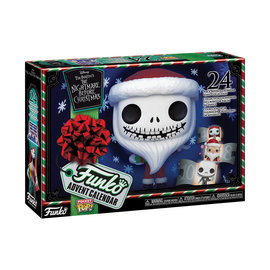 FUNKO The Nightmare Before Christmas: Pocket Pop Advent Calendar
