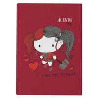 DC Harley Quinn I Love My Puddin 2021 diary