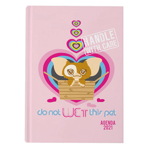 SD Toys Gremlins Handle with Care 2021 diary