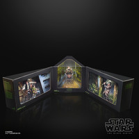 Star Wars: The Black Series Heroes of Endor Figure Set 2020 SDCC Exclusive