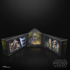 HASBRO Star Wars: The Black Series Heroes of Endor Figure Set 2020 SDCC Exclusive