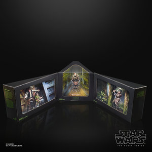 HASBRO Star Wars: The Black Series Heroes of Endor Figure Set 2020 SDCC Exclusive