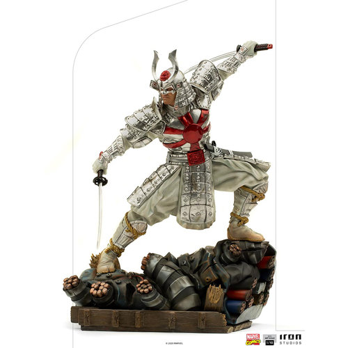 Iron Studios Marvel: Silver Samurai 1:10 Scale Statue