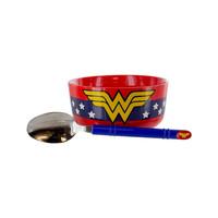 DC Comics - Wonder Woman Breakfast Set