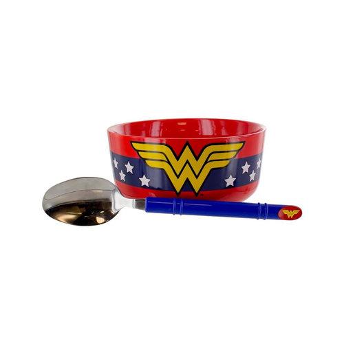 Paladone DC Comics - Wonder Woman Breakfast Set
