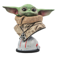 Star Wars: The Mandalorian - The Child 1:2 Scale Bust