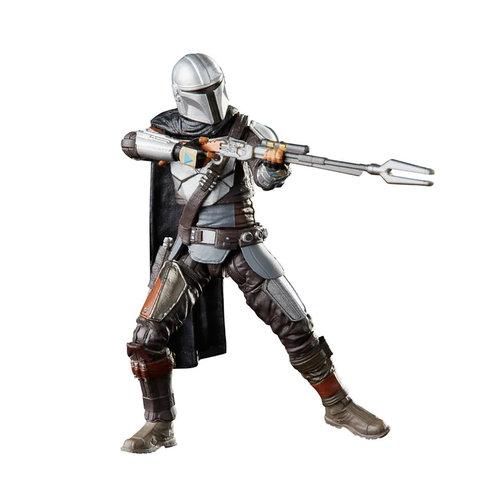 HASBRO Star Wars: The Vintage Collection - The Mandalorian Beskar Mandalorian Figure