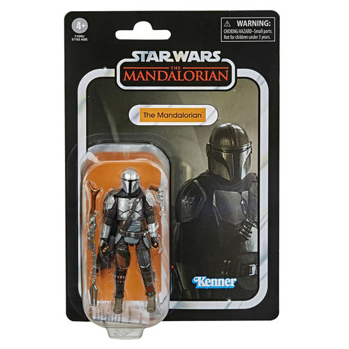 HASBRO Star Wars: The Vintage Collection - The Mandalorian Beskar Mandalorian Figure