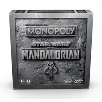 Star Wars - Monopoly - The Mandalorian