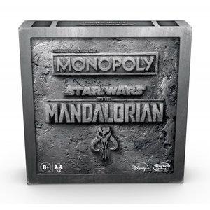 HASBRO Star Wars - Monopoly - The Mandalorian