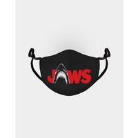 Jaws: Logo Adjustable Face Mask