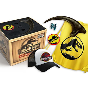 doctor collector Jurassic Park: Adventure Kit