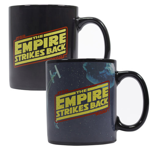 Half Moon  Bay Star Wars: The Empire Strikes Back - Heat Change Mug