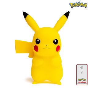 Teknofun Pokémon - Wireless Pikachu Led Lamp