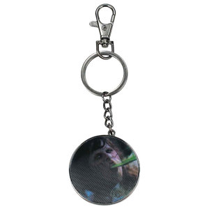 SD Toys The Exorcist Regan lenticular keychain
