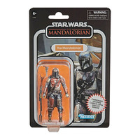 Star Wars Vintage Collection - The Mandalorian Carbonized Figure 2020