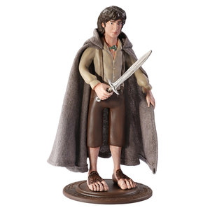The Noble Collection Lord of the Rings: Frodo Baggins Bendyfig