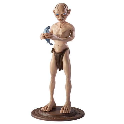 The Noble Collection Lord of the Rings: Gollum Bendyfig