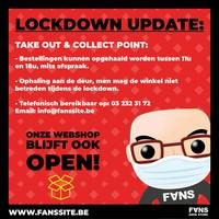 Lockdown Update !