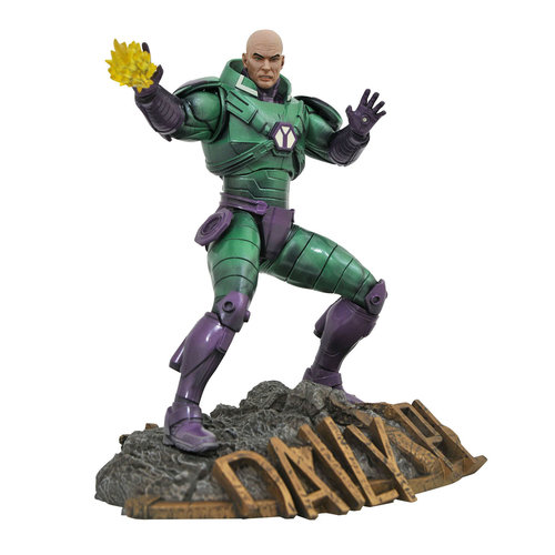 Diamond Select DC Comics Gallery: Lex Luthor Comic PVC Statue