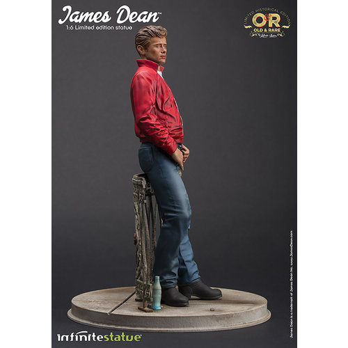 Infinite Statue Vintage - James Dean 1:6 Scale Statue LE