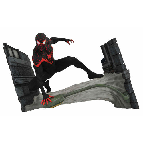 Diamond Select Marvel Gallery - Miles Morales PVC Statue