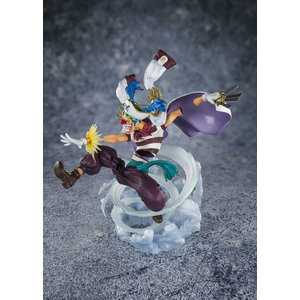 Bandai One Piece - Buggy The Clown - Statue Figuarts