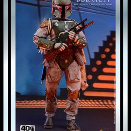 Sideshow Toys Star Wars: The Empire Strikes Back 40th Anniversary - Boba Fett 1:6 Scale Figure