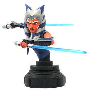 Diamond Direct Star Wars: The Clone Wars - Ahsoka Tano 1:7 Scale Bust