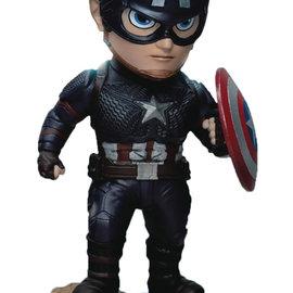 Beast Kingdom Marvel: Avengers Endgame - Captain America Mini Egg Attack PVC Statue