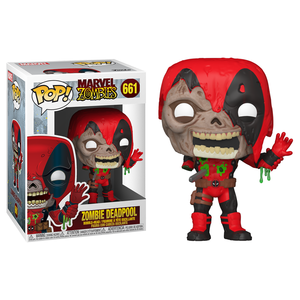 FUNKO Pop! Marvel: Marvel Zombies - Deadpool