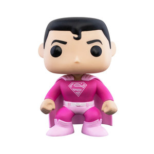FUNKO Pop! DC: Breast Cancer Awareness - Superman
