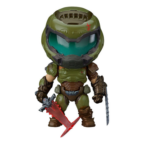 Good Smile Company Doom Eternal - Doom Slayer Nendoroid 10cm