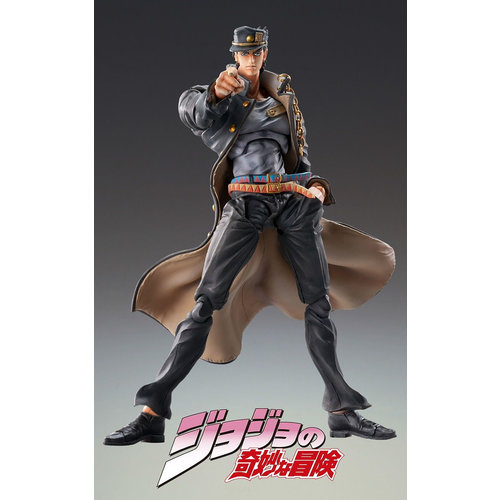 Good Smile Company JoJo's Bizarre Adventure Super Action Figure Chozokado (Jotaro Kujo Ver.1.5)