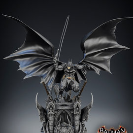 SilverFox Creative Studios DC Comics: Batman Arkham Knight - Exclusive Batman 1:8 Scale Statue