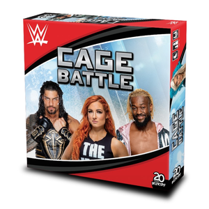 wizkids WWE: Cage Battle Board Game