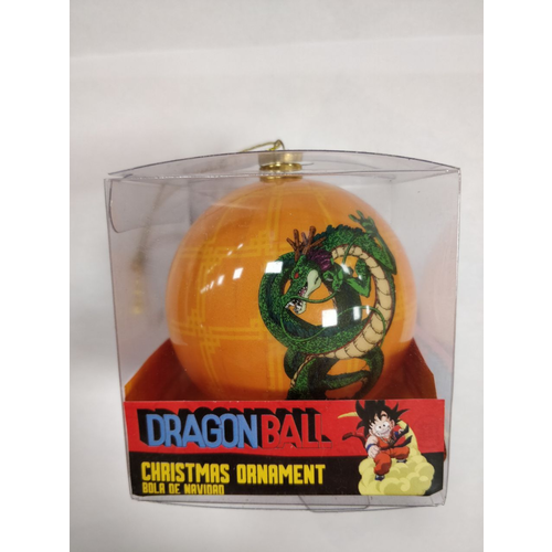 SD Toys Dragon Ball: Shenron Orange Christmas Ball